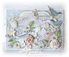 Inger Harding: Summer Card