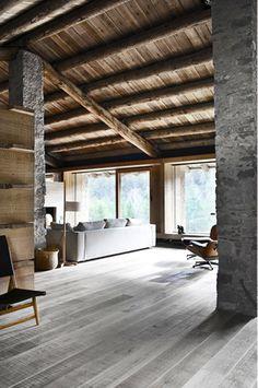 Une maison de pierres avec une âme - PLANETE DECO a homes world