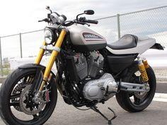 Harley Davidson XR1200 2009 By Ichikoku Cycle Works