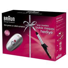 Braun 7681 Epilatör + Saç Maşası Fiyatı ve Özellikleri | Bimeks