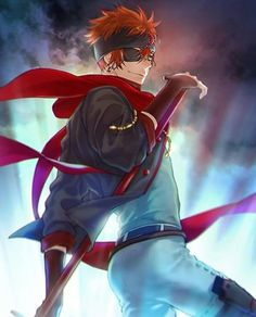 Lavi D Gray Man