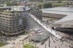 mvrdv. The Stairs to Kriterion . Rotterdam (1)