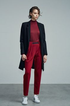 JOHN LAWRENCE SULLIVAN TOKYO FALL 2014 READY TO WEAR | COLLECTION | WWD JAPAN.COM
