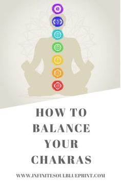 Balancing your chakras is an easy thing to do and it is good to balance them every day. You can balance them anywhere and at any time. You can be standing, sitting, in the shower, driving to work, etc. as you don't need to be in a meditative state to do it. Click to read 7 ways to balance your chakras. #chakras #balancechakrashowto #balancechakras Root Chakra Healing, Sacral Chakra, Chakras, Meditation Crystals, Chakra Meditation, Chakra Chart, Emotional Awareness, Chakra Colors, Chakra System