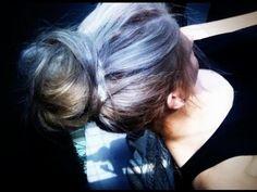 HOW TO: BIG HAIR BUN! MESSY BALLERINA STYLE. HAIR TUTORIAL.
