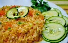 risota de tomate com limão- receita blog Vegana