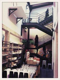 Merci · 111 Boulevard Beaumarchais,  75003 Paris Merci Paris, Loft, Public Spaces, Woods, Spring, Board, Photos, Home Decor, Fashion