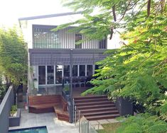 Entertainment Area Extension - New Farm, Brisbane Gallery
