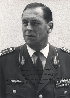 Major Johannes Trautloft (1912 – 1995)