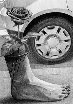 Terror illustrations © Saša Džino I Ilustracion I Coctel Demente