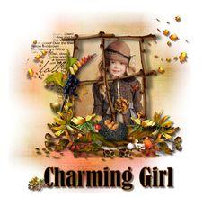 Charming Girl