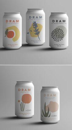 Water Branding, Water Packaging, Candle Branding, Candle Packaging, Beverage Packaging, Bottle Packaging, Brand Packaging, Packaging Design, Branding Design