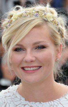 Shop Kirsten Dunst's Cannes Headband Look! | Birchbox