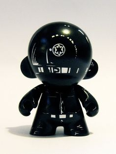 Jon-Paul Kaiser's Star Wars custom vinyl toys