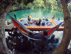 ticketothemoon: Chillin: the art of doing nothing without being bored. Great @evanprdana #hammock #hammocklife #chillin #visitindonesia http://ift.tt/2bKxmkh The Best of Bushcraft and Survival - http://ift.tt/2lhc8iK