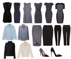 I love the sheath dresses and the style of the knee length skirts and crisp button up shirts. Corporate Outfits, Business Casual Outfits, Office Outfits, Business Fashion, Work Outfits, Work Fashion, Fashion Looks, Fashion Outfits, Professional Wardrobe