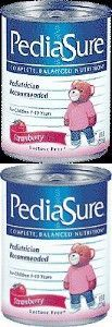 Pediasure Strawberry Institutional 8 Ounce Can