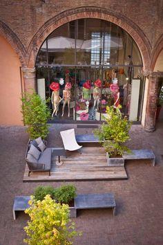 B SCAPE è uno studio di progettazione del paesaggio e delle aree verdi a Bologna– Il Giardino Segreto di Corte Isolani, Bologna