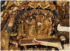 Viajar con el Arte: El retablo mayor de la Cartuja de Miraflores, en Burgos