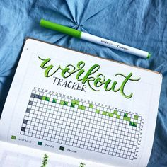 workout tracker (for various kinds of exercise)