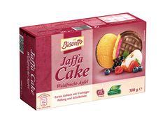 ALDI NORD_BISCOTTO Jaffa Cake_RUBICON: Konzept | Design | Produktion; Creative Direction: Julia Wunderlich, Ralf Winter