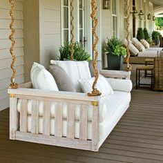 Fontanel Idea House: The Front Porch