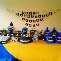 Lego Batman party!