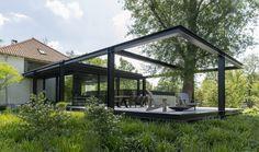 PUUR Groenprojecten - Groene Oase - Hoog ■ Exclusieve woon- en tuin inspiratie.