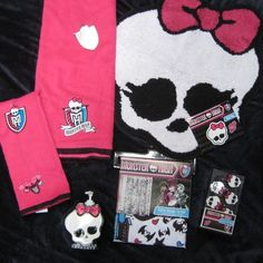 Monster High Bathroom Accessories
