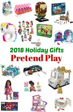 2019 Top Pretend Play Toys and Gifts Fun Christmas Activities, Party Activities, Kids Christmas, Birthday For Him, Sister Birthday, Cool Gifts For Kids, Gifts For Him, Holiday Gift Guide, Holiday Gifts