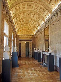 Marmorgalerie@Weimar Stadtschloss Innen - Weimarer Stadtschloss – Wikipedia