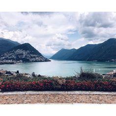 Every bit as beautiful even with a moody sky Sky, Mountains, Nature, Travel, Beautiful, Heaven, Naturaleza, Viajes, Heavens