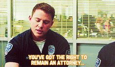 21 Jump Street Movie Quotes | ... and livingg lifeee ;) - MOVIE MEME: Favorite Quotes (21 Jump Street