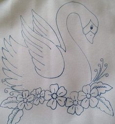 Digital PDF Hand Embroidery Pattern 626 Busy Birds for Week Day Dish Towels Mon wash Tues ironing Wed sewing Thurs Veggies Fri clean Embroidery Transfers, Hand Embroidery Patterns, Vintage Embroidery, Embroidery Art, Embroidery Stitches, Machine Embroidery, Fabric Paint Designs, Modern Fabric, Fabric Painting