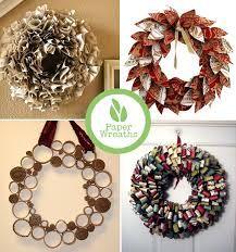 Resultado de imagem para wreaths