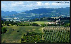 Serrungarina in Italy-Le Marche region-Pesaro Urbino province