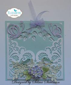 Lace Pocket | Elizabeth Craft Designs