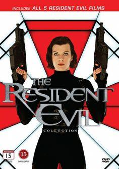 Resident Evil 1-5 box 19,95€