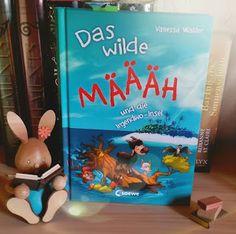 """Samys Lesestübchen: """" Das wilde Määäh und die Irgendwo-Insel """" von Van..."""