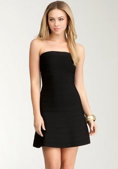 bebe Fit  Bandage Dress « Clothing Adds Anytime