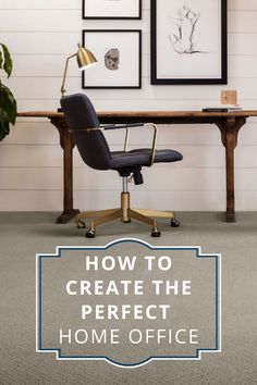 In need of some home office ideas? Check out our blog all about home office decor and design. We will help you set up your home office to inspire you every day!