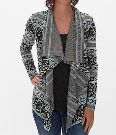 Billabong Show Me Waves Cardigan Sweater - Women's Cardigans | Buckle