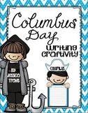 Columbus Day Writing Craftivity