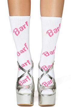 Barf Socks