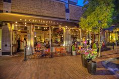 Cantinetta - Cute Italian Restaurant located in Old Bellevue.