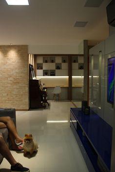 Florais Residencie, cliente MB: Ruffles, o dono da casa