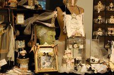 http://donnaobrien.typepad.com/.a/6a00d83563426969e2010534a2d959970b-pi Donna O'Brien Table Tinsel and Treasures Folk Art Show