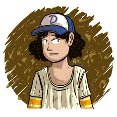 "Fanart | Clementine (Telltale Games' The Walking Dead); 15-01-13. Character ""Clementine"" © Telltale Games & Robert Kirkman, LLC.Media: Manga Studio EX4, WACOM Cintiq 24HD. Adventure games are getting big again, folks! And they're doing it with them winning awards and demolishing my emotions."