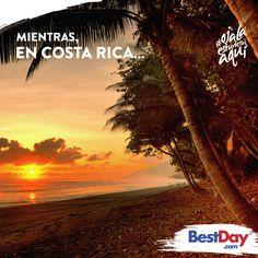 ¿Te quedaste con ganas de más vacaciones? #CostaRica