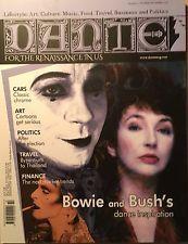 Dante Magazine (UK) - October 2016